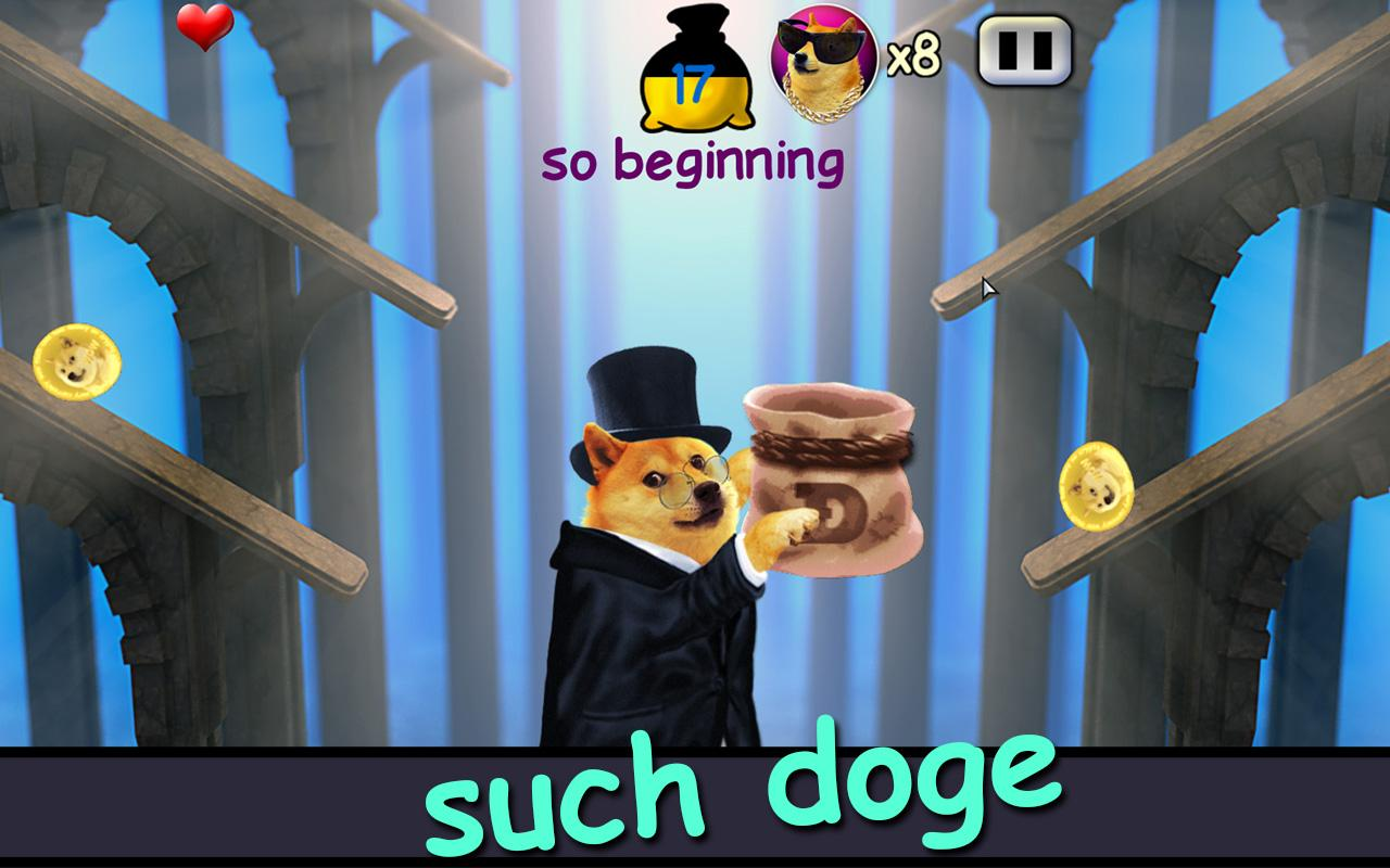 VeryDoge a very doge game- screenshot