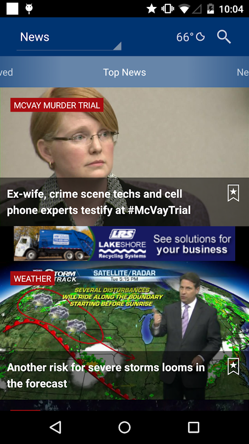 News 8- screenshot