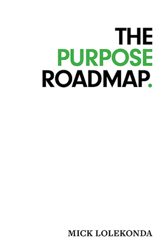 The Purpose Roadmap cover