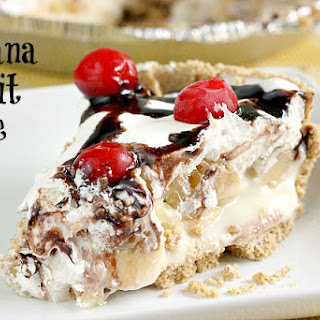 Banana Split Pie No Eggs Recipes