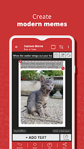 Meme Generator PRO 4.5981 [Patched + Unlocked] Download 1