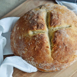 Rustic Country Loaf Bread