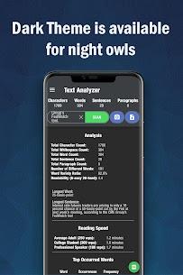 Text Analyzer Pro MOD (Paid) 4