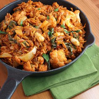 Vegetable Biryani Masala Recipes