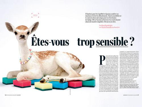 Psychologies magazine – Capture d'écran