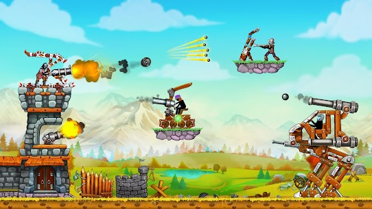 The Catapult 2 Mod Apk 5.0.3 (Unlimited Money + Unlocked) 3