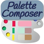 Palette Composer - An Artists Aid to Color Mixing