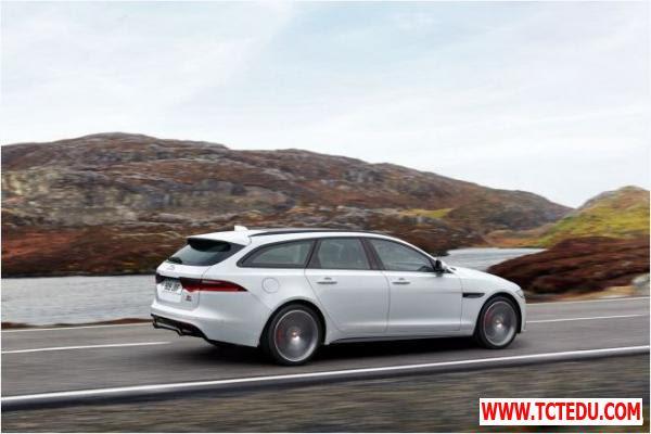 Jaguar XF Sportbrake 2018 ra mắt, giá 1 tỷ đồng