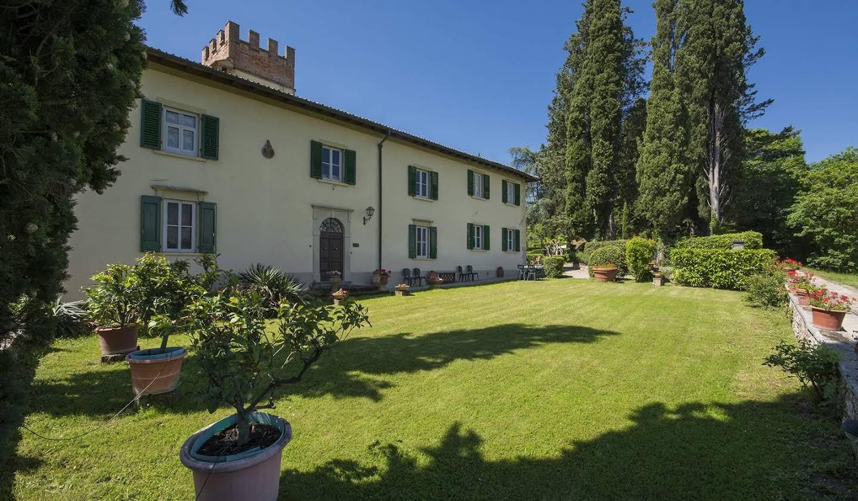 Villa avec piscine et jardin Borgo San Lorenzo
