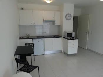 Studio meublé 29,58 m2