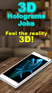 3D Holograms Joke 3