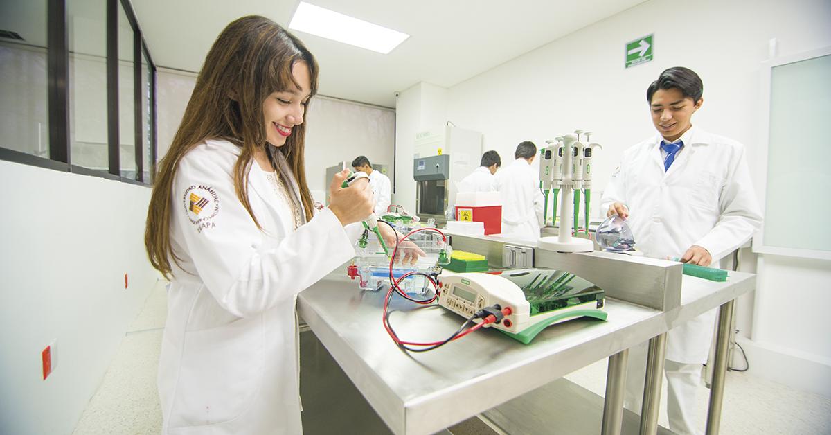 licenciatura en ingenieria biomedica