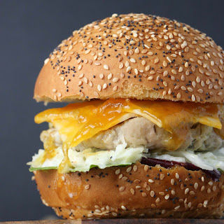 All-Time Best Chicken Burgers