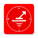 Metal Detector and Compass icon