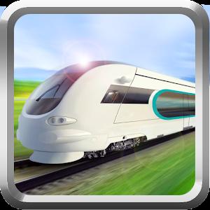Euro Train Drive Simulator 3D