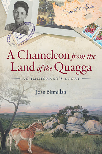 A Chameleon from the Land of the Quagga cover