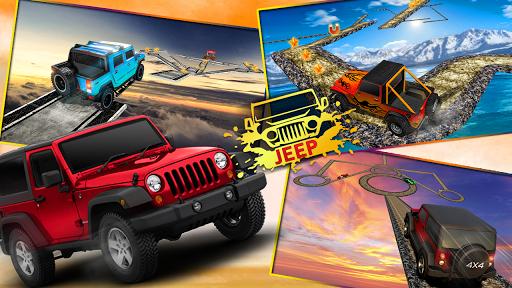 Extreme City Mega Ramp GT Car Stunts 2020 1.0 screenshots 4