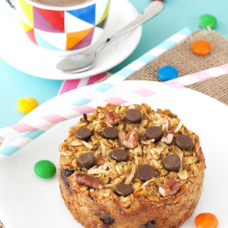 Cowboy Cookie Baked Oatmeal