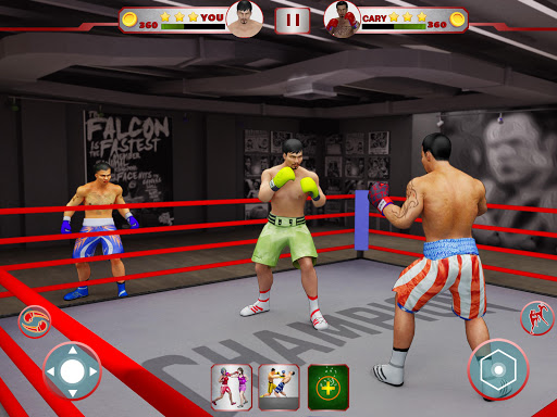 World Tag Team Boxing 2019 1.0.7 screenshots 14
