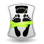 Body & Weight Monitor Icon