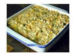 Creamy Hominy Casserole - Mom's Recipe