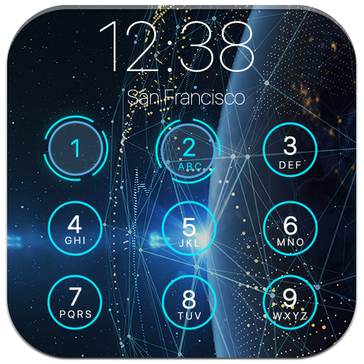 Lock Privacy with Free PIN Lock Screen App