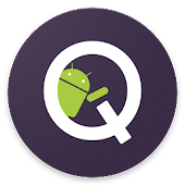 Q Launcher for Android™ 10.0 launcher icon