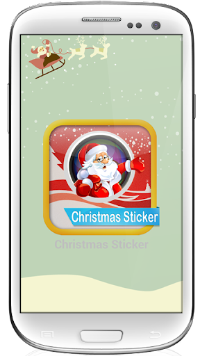 Christmas Sticker
