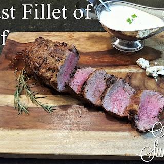 Roast Fillet Of Beef.