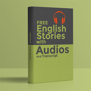 English Story with audios Audio Book 3.3.9 by oCoder App logo