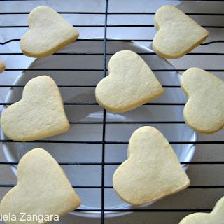 Shortbread Cookies Recipe