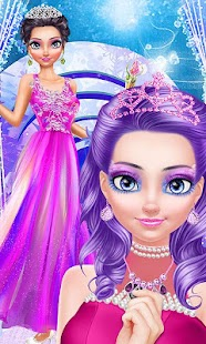 Ice Queen Salon - Frosty Party- screenshot thumbnail