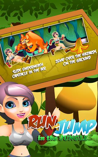 玩免費賽車遊戲APP|下載実行とジャングルの中でジャンプ app不用錢|硬是要APP