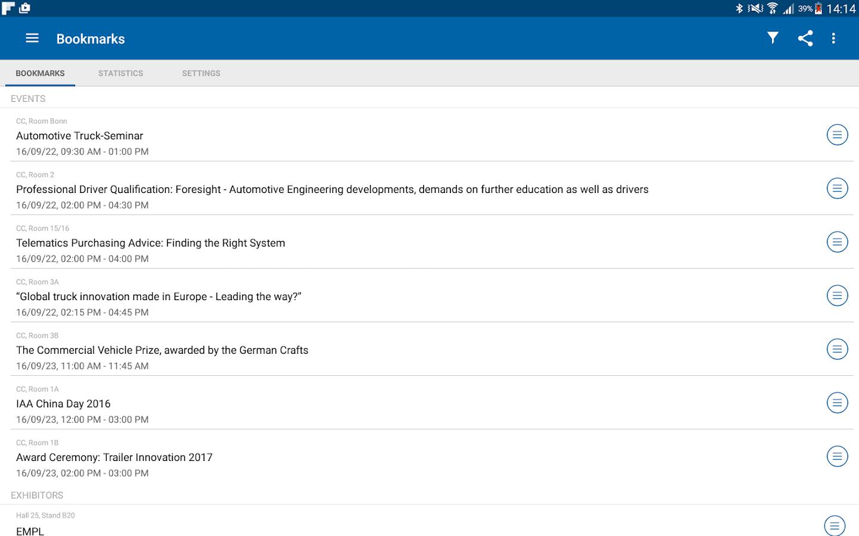 iaa cv android apps on google play iaa cv screenshot