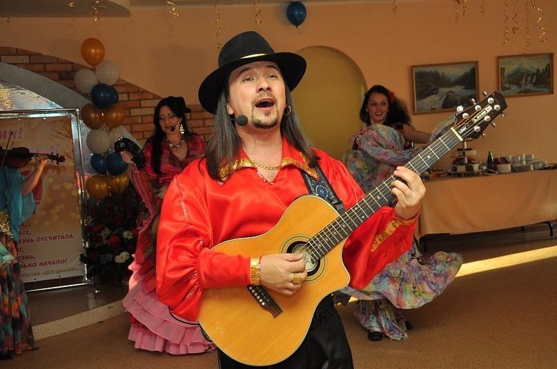 Ансамбль цыганской песни «Милай» в Тюмени
