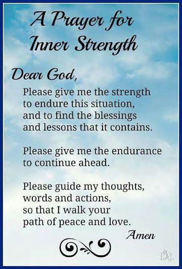 Please hold loving, supportive thoughts and prayers for