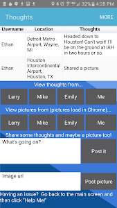 Contact Lens screenshot 1