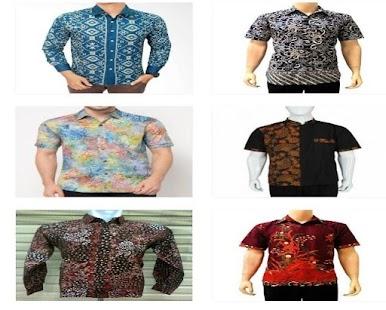 Desain Pakaian Kerja Batik Pria & Wanita - náhled