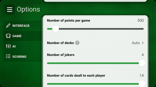 Rummy - Free 1.4.6 screenshots 8