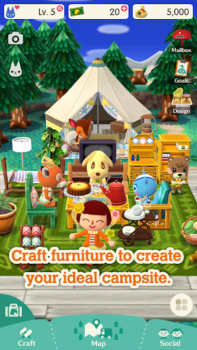 Animal Crossing: Pocket Camp 3.1.1 screenshots 2