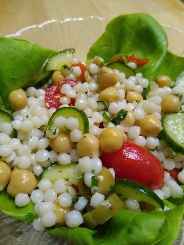 Pearl Couscous Salad_image
