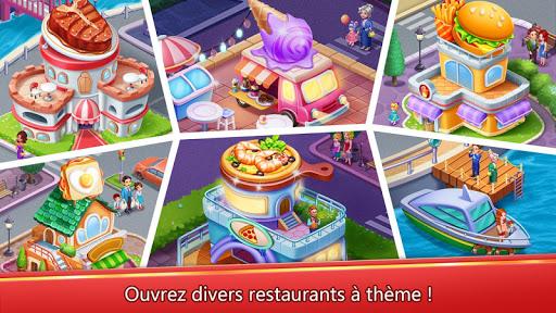 Code Triche Ma cuisine APK MOD screenshots 6