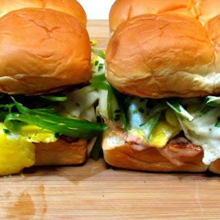 Ultimate Eggslut Sandwich - Eggslut's Ultimate Sandwich