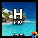 Thème Xperien Halla Bleu Pro icon