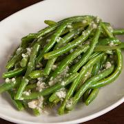 String Beans Stir Fried with Garlic