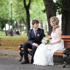 Wedding photographer Olga Solodovskaya (Lumene). Photo of 19.10.2015