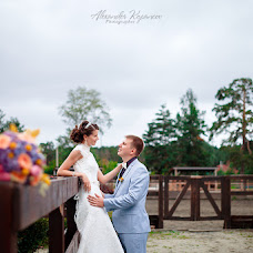 Wedding photographer Aleksandr Kopancov (AKopancov). Photo of 09.10.2015