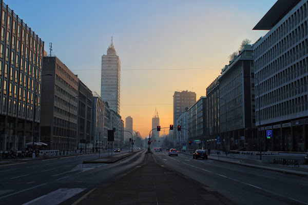 Milano a prima vista di pluki07