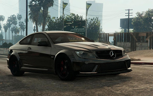 C63 AMG Drive Simulator 1.2 screenshots 1