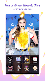 LIKE – Magic Video Maker&Community Screenshot